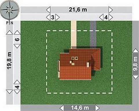 Projekt domu Słomka