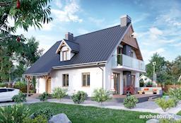 Projekt domu Słowik