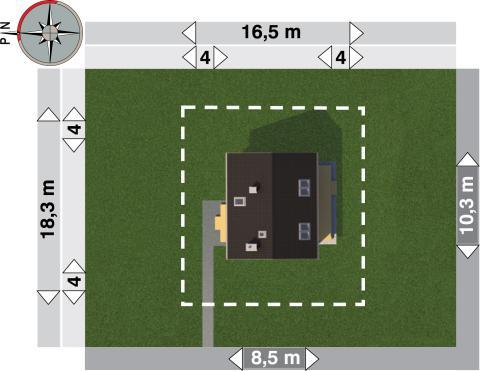 Projekt domu Smolik Eko
