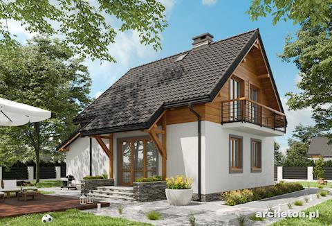 Projekt domu Smyk