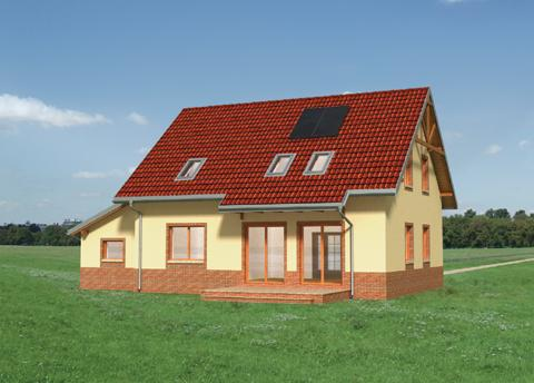 Проект домa Сойка Эко