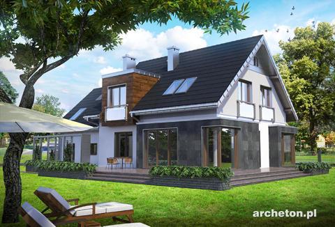 Projekt domu Solaris