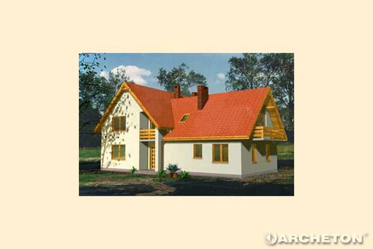 Проект домa Соната