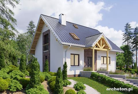Projekt domu Sonia