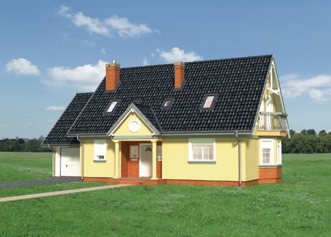Projekt domu Sonia Lux