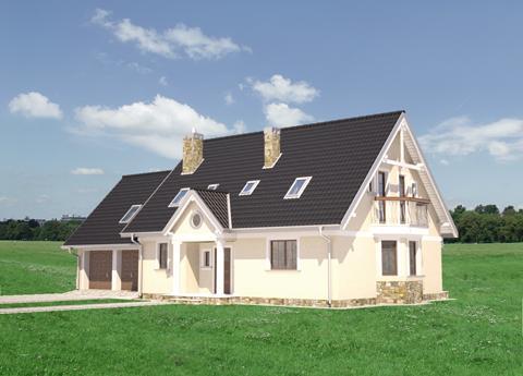 Projekt domu Sonia Lux G2