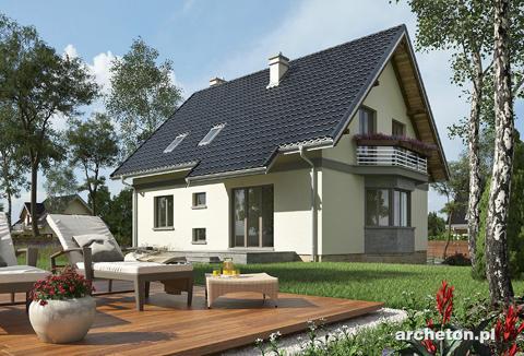 Projekt domu Sonia Midi