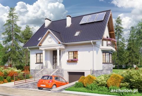 Projekt domu Sonia Midi Lux