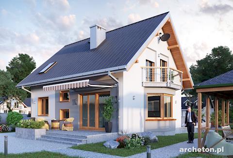 Projekt domu Sonia Mini