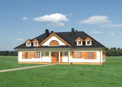 Projekt domu Soplica