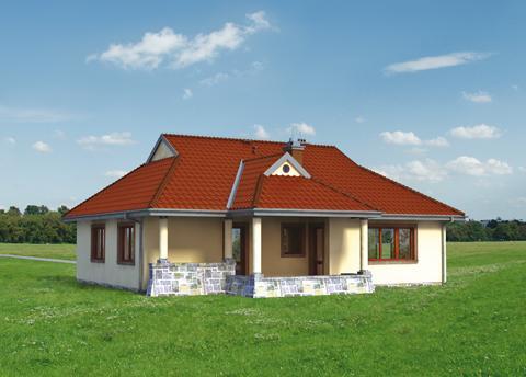 Проект домa Небосвод