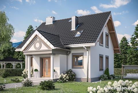 Projekt domu Staś