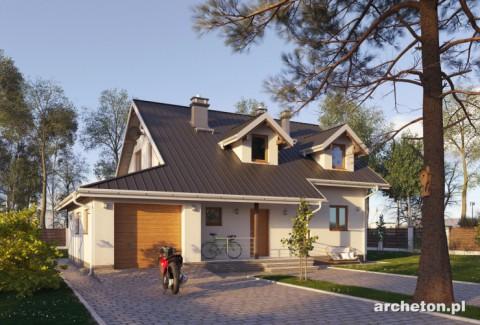 Projekt domu Stojan