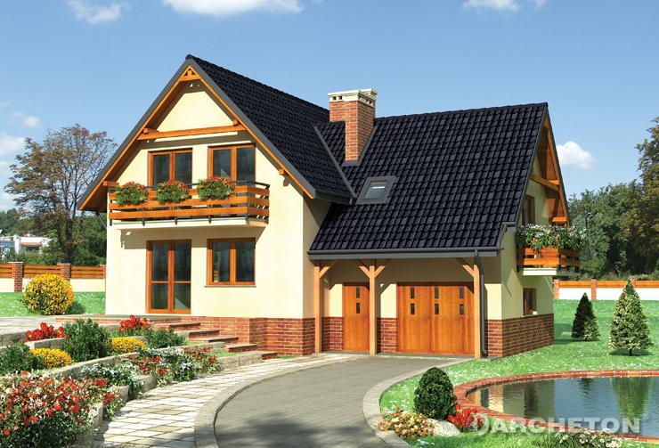 Projekt domu Świteź