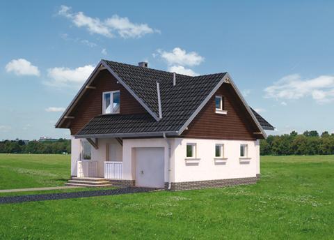 Проект домa Сильвин