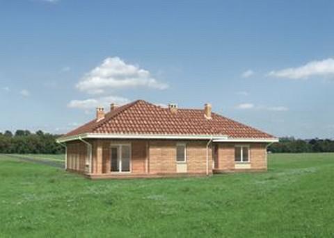 Projekt domu Syriusz