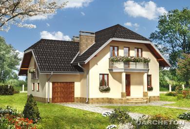 Projekt domu Szymon
