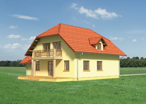 Projekt domu Szymon-2