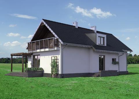 Projekt domu Tal