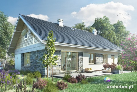 Projekt domu Tala