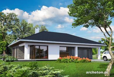 Projekt domu Tamara