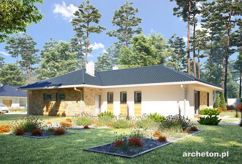 Projekt domu Tamara Polo