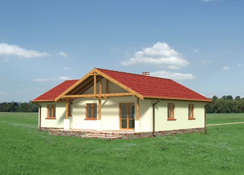 Projekt domu Tarnina