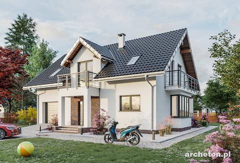 Projekt domu Tarot Atu