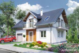 Projekt domu Tarot Mini