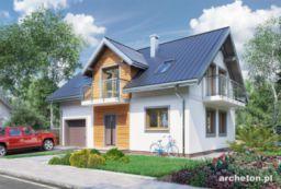 Projekt domu Tarot Sto