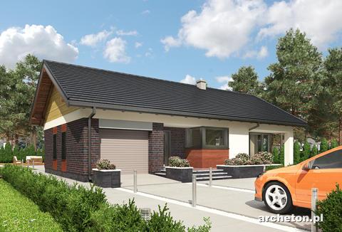 Projekt domu Tatiana