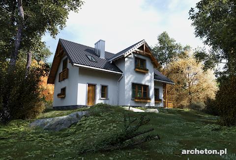 Projekt domu Tekla