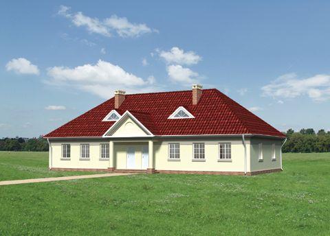 Projekt domu Telimena