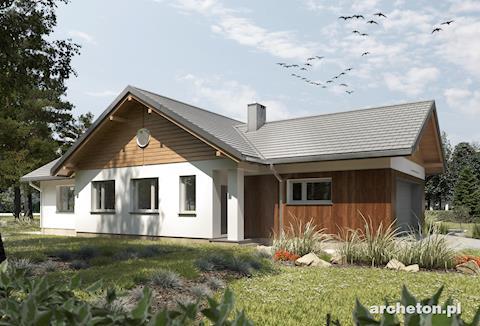 Projekt domu Telma