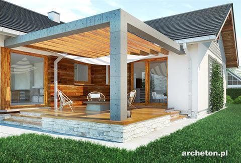 Projekt domu Telma Solis