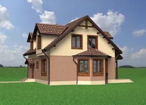 Projekt domu Teofil