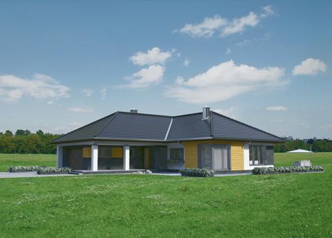 Projekt domu Teresa