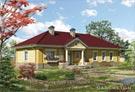Projekt domu Tetyda