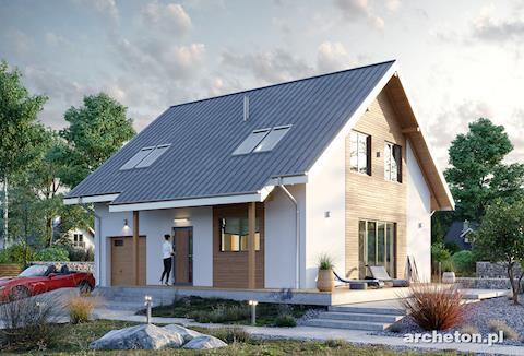 Projekt domu Tola