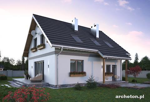 Projekt domu Tola Mini