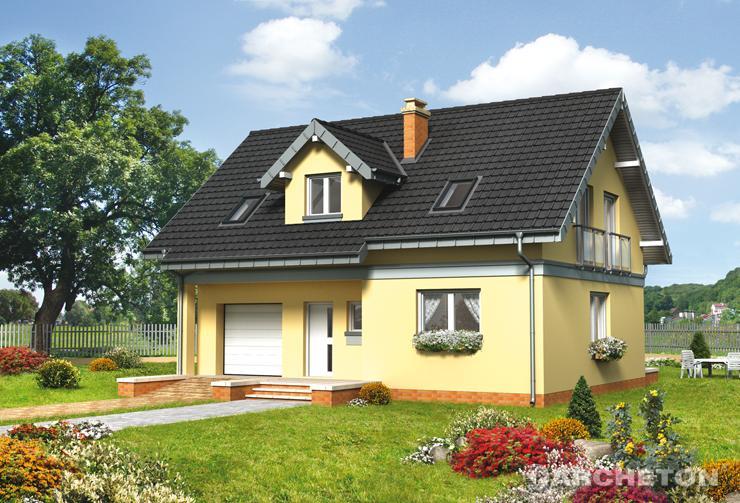 Проект домa Томир Ас
