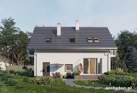 Projekt domu Tomir Lux