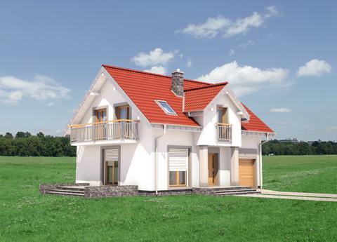 Projekt domu Tomir Lux Solis