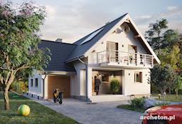 Projekt domu Tosia Mobil