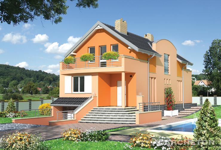 Проект домa Каламбур