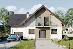 Projekt domu Tryfon