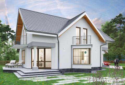 Projekt domu Tukan