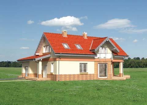 Projekt domu Tukan Midi