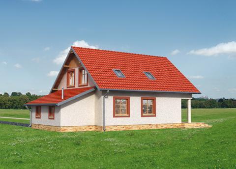 Projekt domu Turkawka