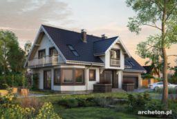 Projekt domu Turkus